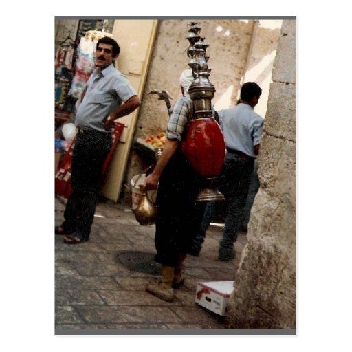 Palästina Postkarten