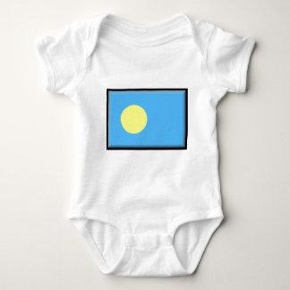 Palau kennzeichnen baby strampler