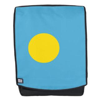 Palau kennzeichnen rucksack