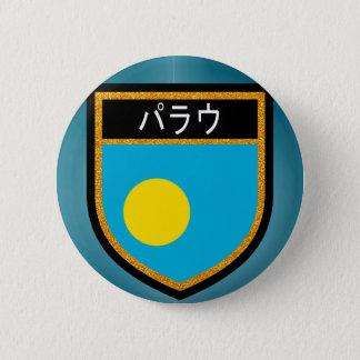 Palau kennzeichnen runder button 5,7 cm