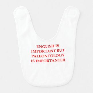 palenotology lätzchen