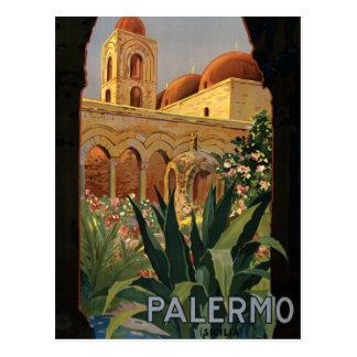 Palermo Postkarte
