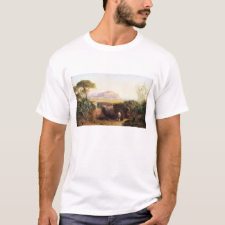 Palermo, Sizilien, 1847 (Öl auf Leinwand) T-Shirt