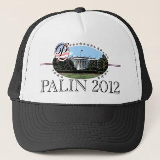 Palin das Weiße Haus 2012 Truckerkappe