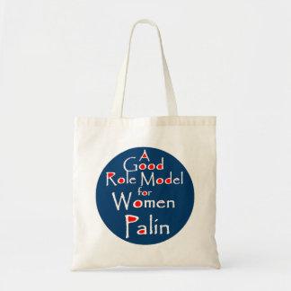 Palin für Frauen-Tasche Budget Stoffbeutel