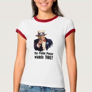 Palin Gruppe will Sie T-Shirt