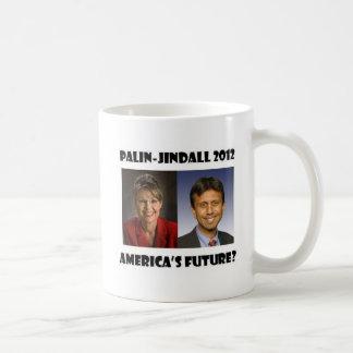 Palin-Jindall 2012 Schale Kaffeetasse