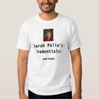 Palins Bescheinigungen Shirt