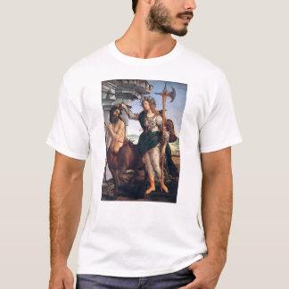 Pallas und der Zentaur, Sandro Botticelli T-Shirt
