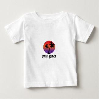 Palm Beach in Aruba Baby T-shirt