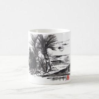Palm Beach-Schale Kaffeetasse