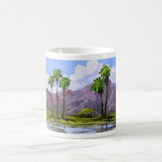 Palm- DesertTasse Kaffeetasse