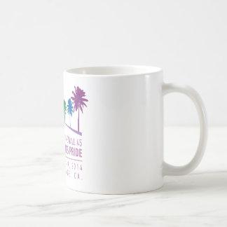 Palm Springs-Stolz 2014 Kaffeetasse