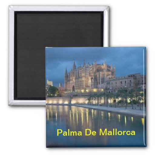 Palma de Mallorca Magneten Magnets