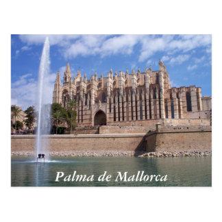 Palma de Mallorca Postkarte