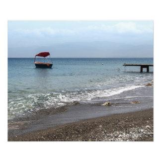 Palmar de Ocoa Beach, Dominikanische Südrepublik Fotodruck