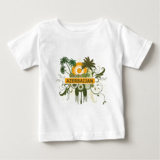 Palme Aserbaidschan Baby T-shirt