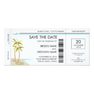 Palme-Boarding-Durchlauf-Save the Date Einladungen