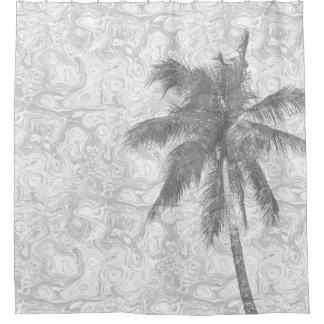 Palme des Entwurfs 67 Duschvorhang