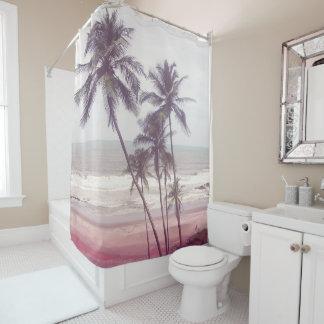 Palme Duschvorhang