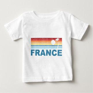 Palme Frankreich Baby T-shirt