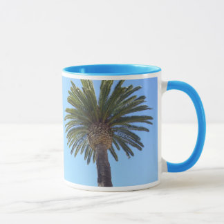 Palme in San Diego, CA Tasse