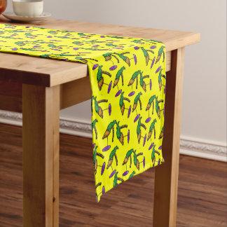 Palme-Kunst Kurzer Tischläufer