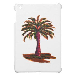 Palme-Orange die MUSEUM Zazzle Geschenke Hülle Für iPad Mini