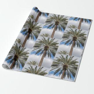 Palme-Packpapier Geschenkpapier