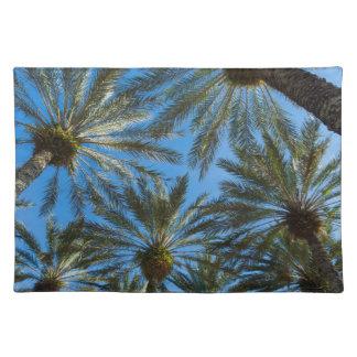 Palme-Regenschirm Tischset