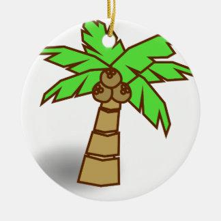 Palme-Zeichnen Keramik Ornament