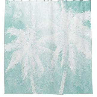 Palmen des Entwurfs-54 Duschvorhang