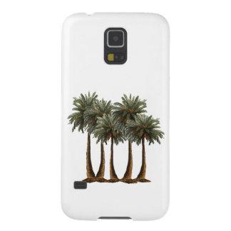 Palmen des Paradieses Galaxy S5 Cover