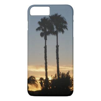 Palmen iPhone 8 Plus/7 Plus Hülle
