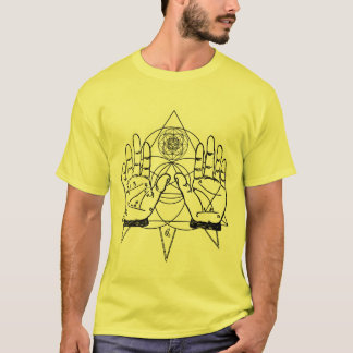 Palmen-Leser-T - Shirt