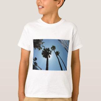 Palmen Los Angeles Hollywood USA T-Shirt