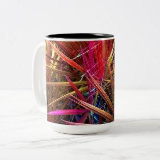 Palmetto-Aufstand Zweifarbige Tasse