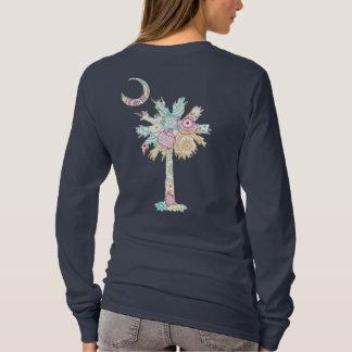 Palmetto-Baum-und T-Shirt