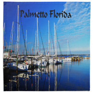 Palmetto Florida Stoffserviette
