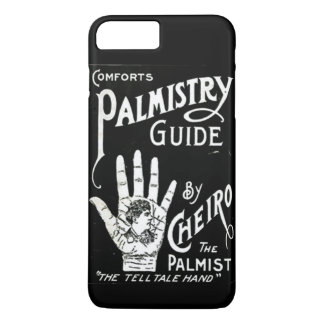 Palmistry-Führer iPhone 7 Plusfall iPhone 8 Plus/7 Plus Hülle
