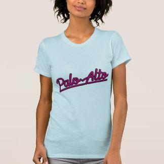 Palo Alto in der Magenta T-Shirt