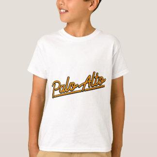Palo Alto in der Orange T-Shirt