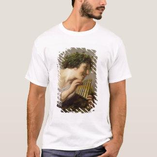 Pan, das seine Rohre spielt T-Shirt