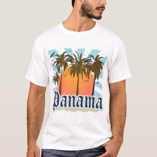 Panama-Stadt Andenken T-Shirt