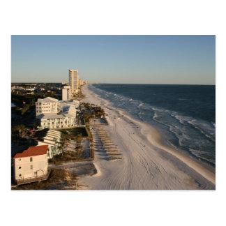 Panama-Stadt Strand Florida-Bild Postkarte