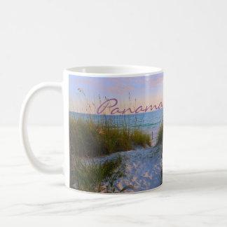 PANAMA-STADT STRAND, FLORIDA-Tasse Tasse