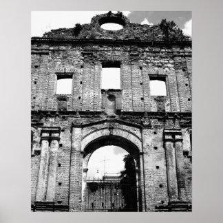 Panama Viejo Poster