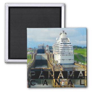 Panamakanal Quadratischer Magnet