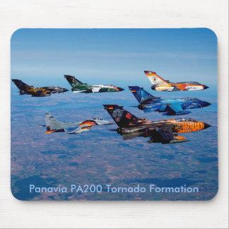 Panavia PA200 Tornado-Bildungs-Mausunterlage Mousepad