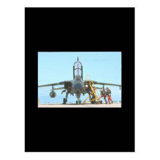 Panavia PA-200 Tornado IDS_Aviation Photograp Postkarten